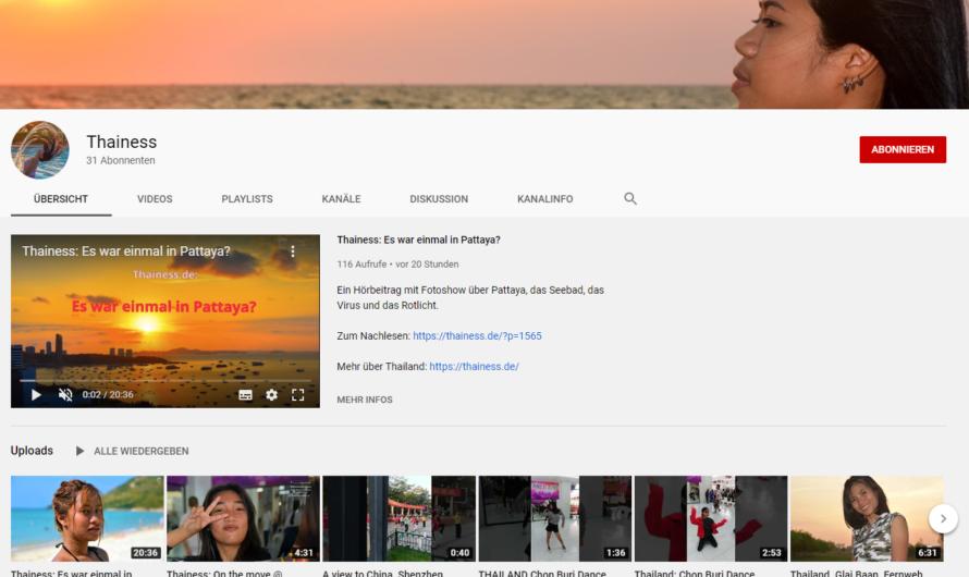 """Pattaya polarisiert: Unser Beitrag """"Es war einmal?…"""" auf Youtube"""