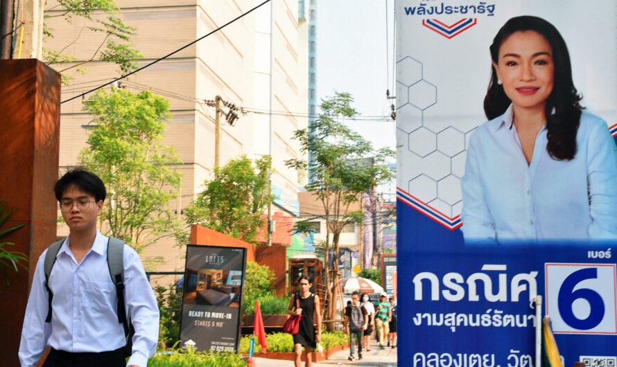 Thailands Zukunft: Kein Sprint, sondern Marathon.