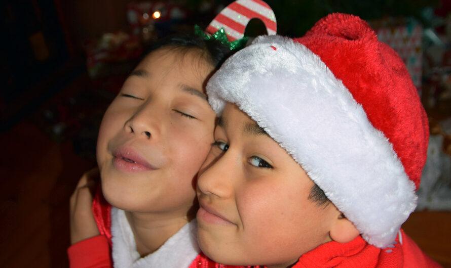 Bangkok: Ein Reisepass zu Weihnachten