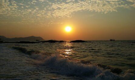 Hinvong Beach @ Na Jomtien © Stephan Schweitzer 2015
