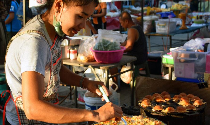Talad Thai: Erlebnis Marktbesuch